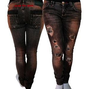 Фотография женские джинсы Миратекс