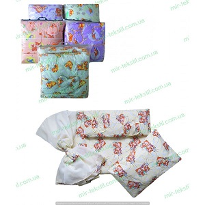 Фотография набор в детскую кроватку Миратекс