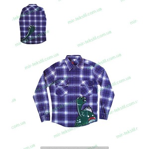 Фотография мужская рубашка Миратекс
