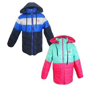 Фотография детская куртка с капюшоном Миратекс