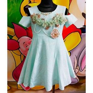 Фотография платье для девочки турецкое Миратекс