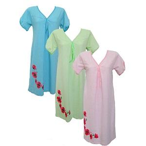 Фотография женская ночная рубашка Миратекс