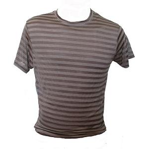 Фотография мужская футболка в полоску Миратекс