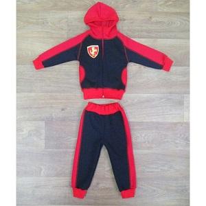 Фотография детский спортивный костюм теплый Миратекс