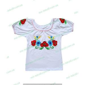 Фотография вышиванка детская на девочку Миратекс