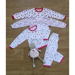 Фотография детская пижама на девочку Миратекс