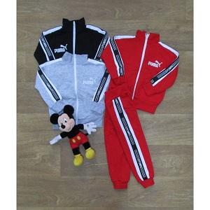 Фотография Детский спортивный костюм начес Миратекс