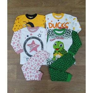Фотография детская пижама турецкая Миратекс