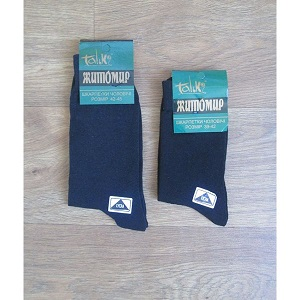 Фотография мужские носки Миратекс