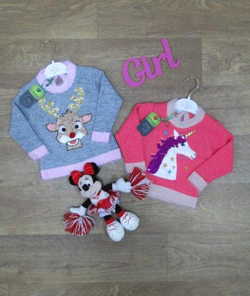 фотография детский свитер на девочку Одежда для детей оптом, в розницу