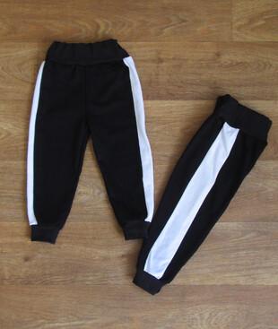 Детские штаны со вставками