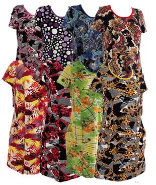 Женское платье с карманами, трикотажная вискоза