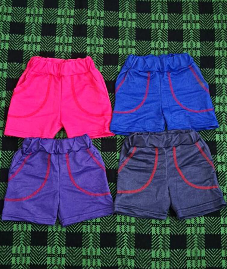 Детские шорты на мальчика короткие