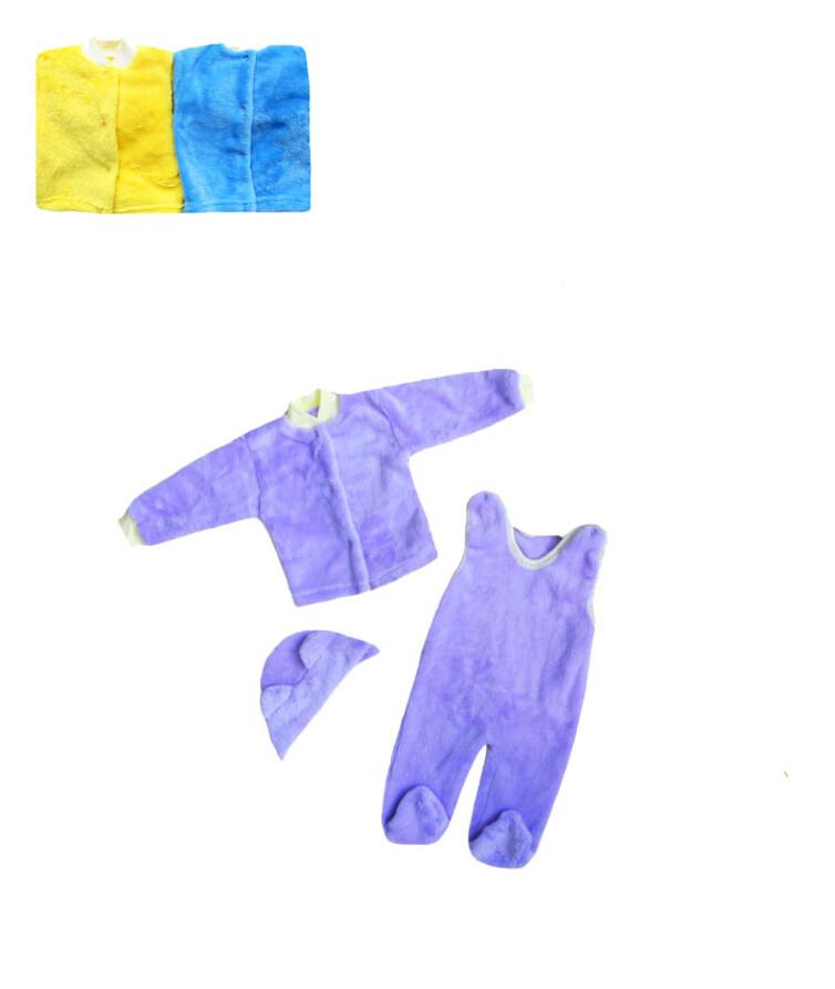 Ясельный костюм махровый, вельсофт