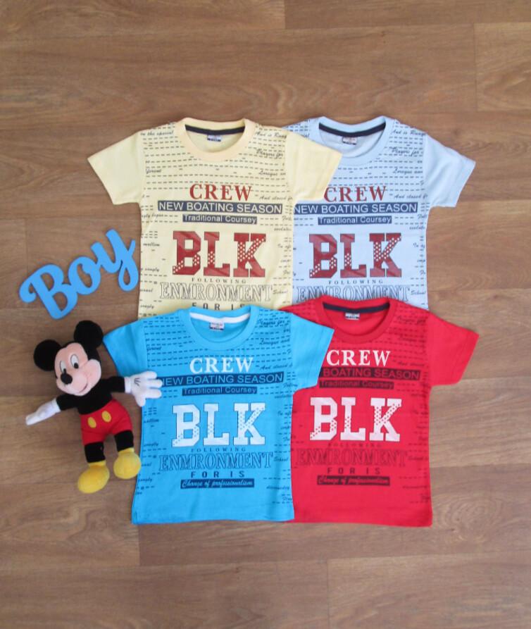 Детская турецкая футболка для мальчика Турция