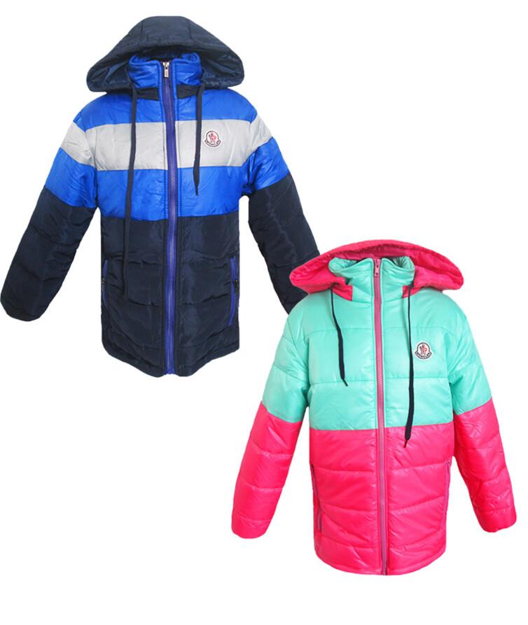 Куртка весна-осень девочка+мальчик