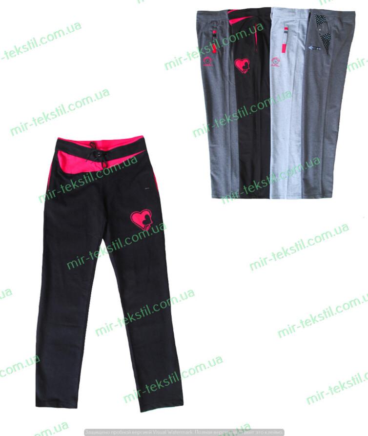 Спортивные женские штаны двухнитка Турция