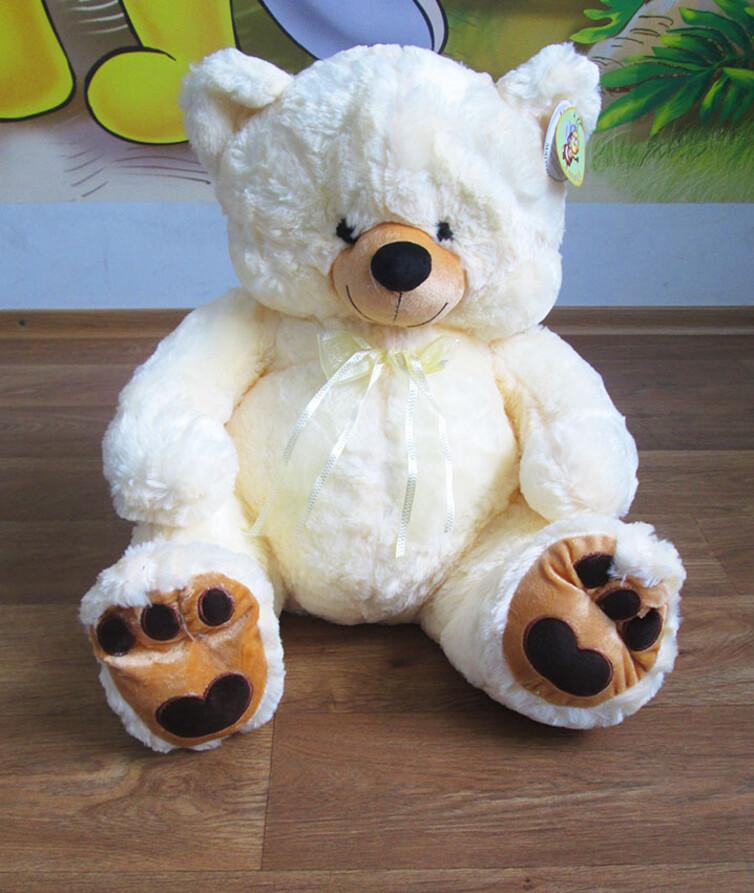Медведь мягкий большой 65 см.