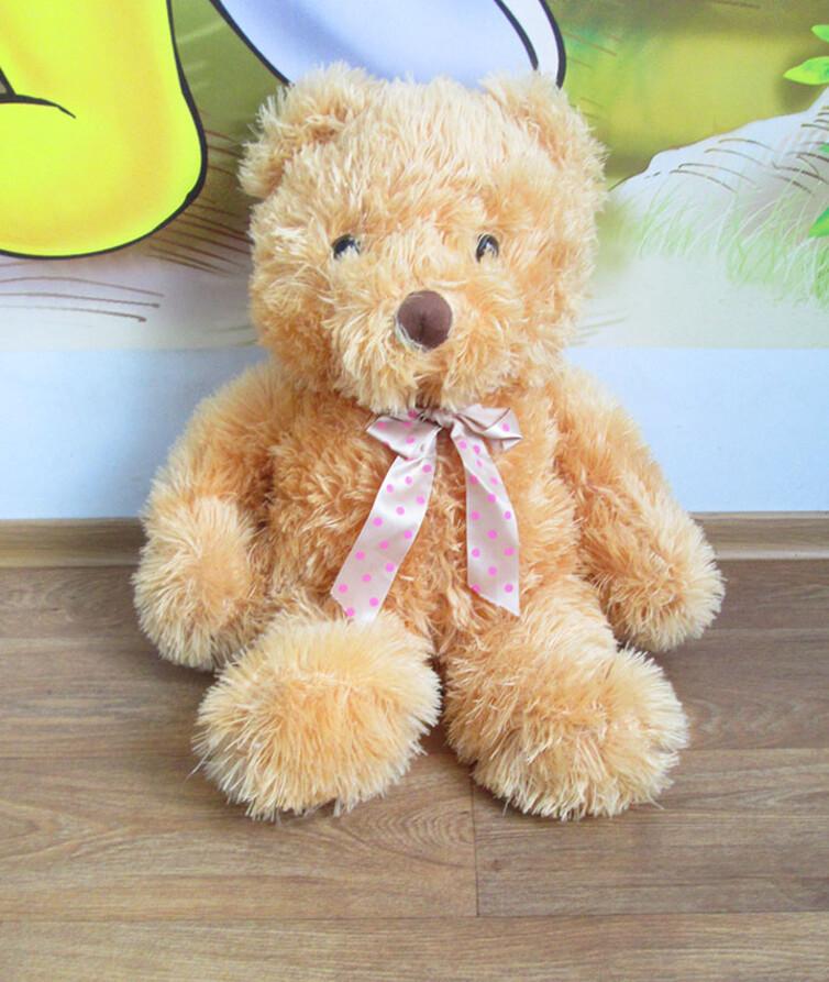 Медведь большой желтый 66 см.