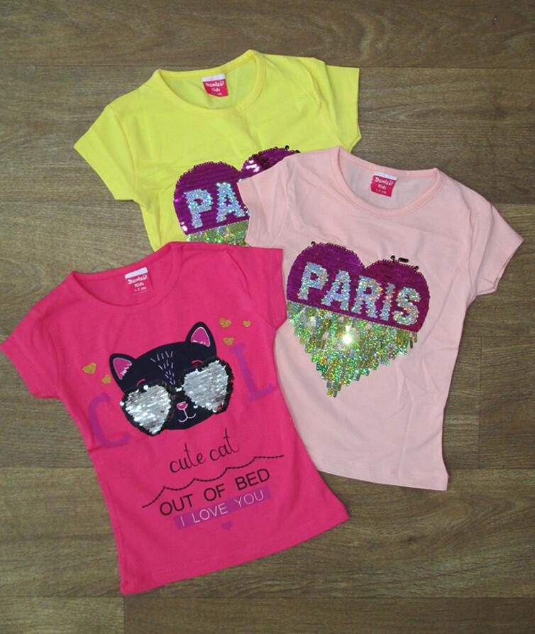 Детская футболка с паедками Турция