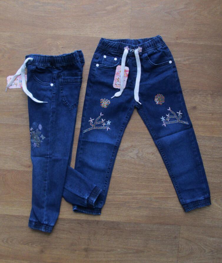 Джогеры (джинсы) на девочку Турция