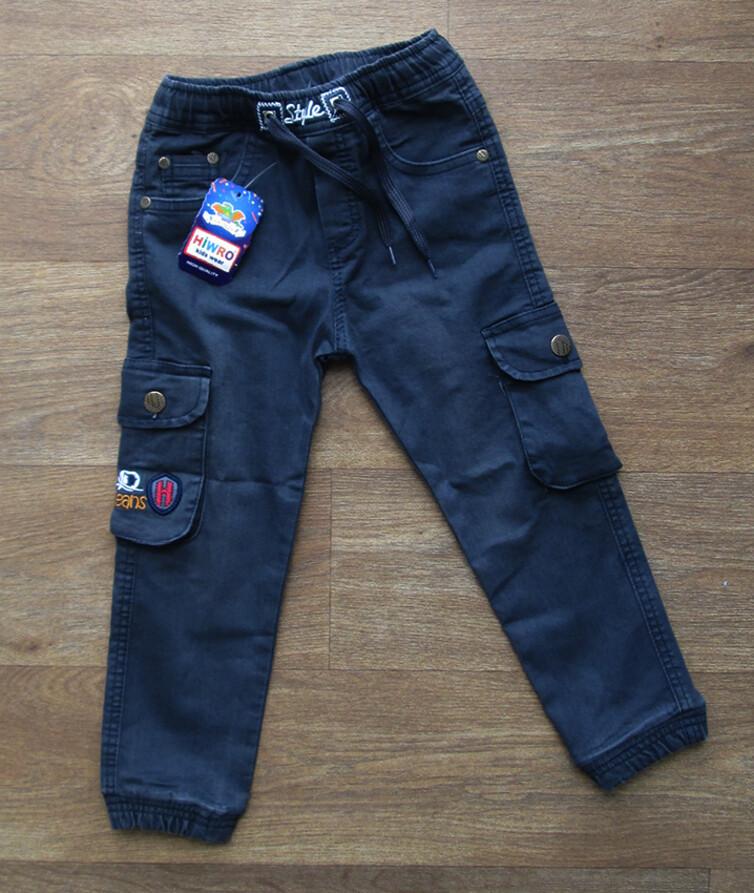 Джогеры (джинсы) детские на мальчика Турция