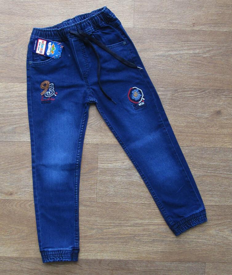 Детские джинсы (джогеры) на мальчика турецкие