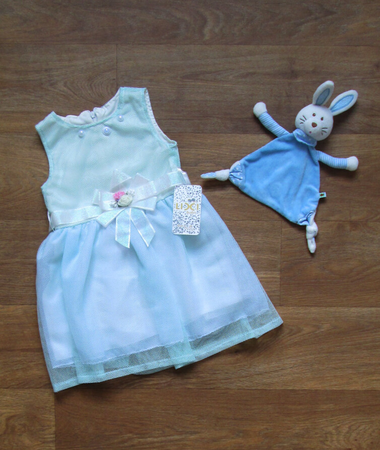 Нарядное платье сетка на девочку Турция