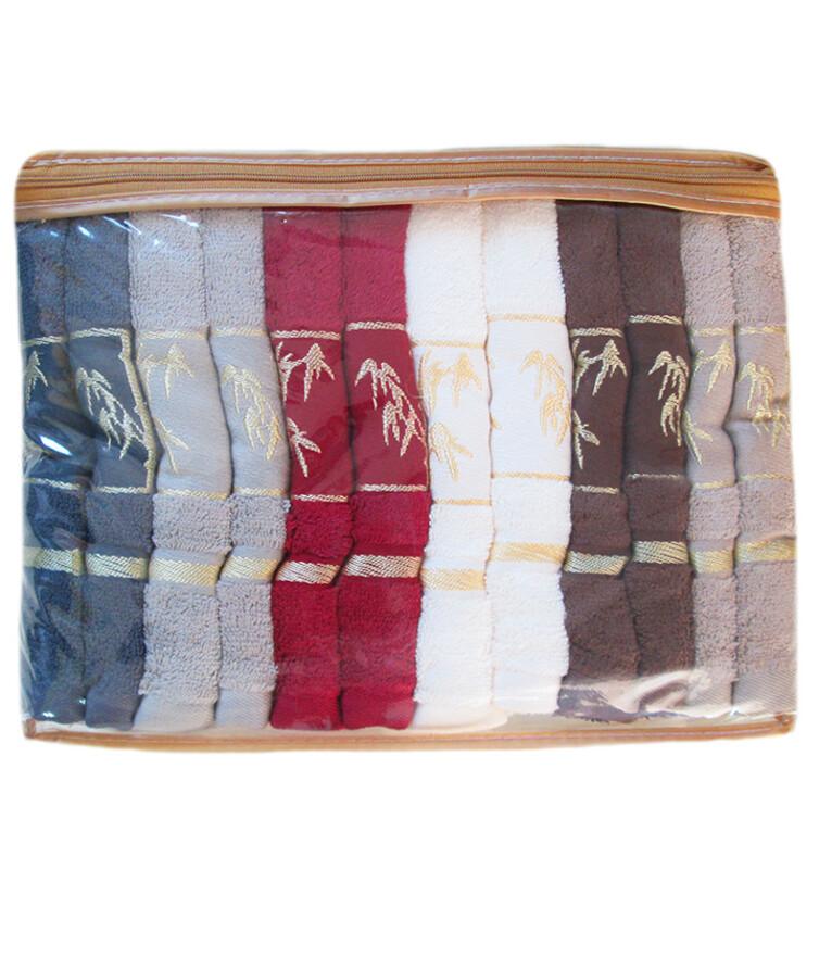 Полотенце турецкое лицевое бамбук махра