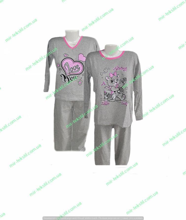 Пижама женская байка под накат