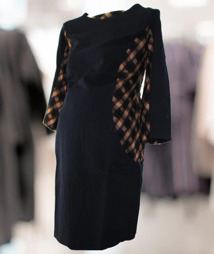 Женское платье для беремменных с карманами