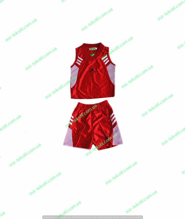 Спортивная форма для мальчика с шортами