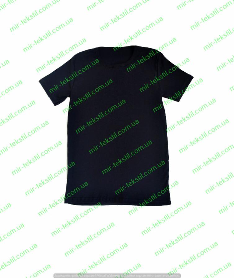 мужская черная футболка рибана