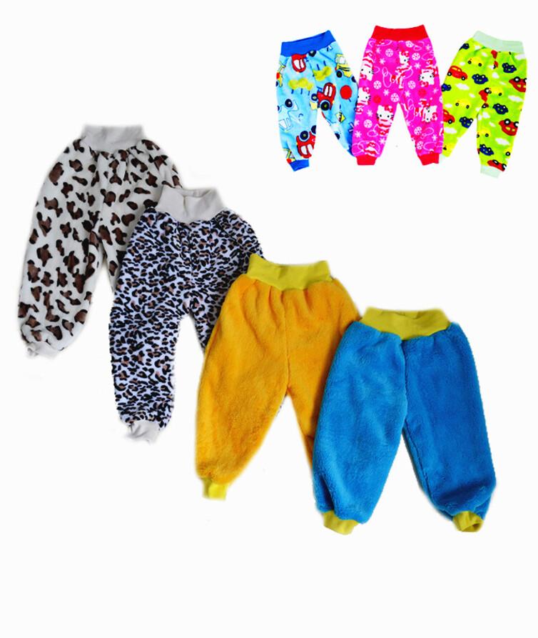 Штанишки для новорожденных махровые, вельсофт