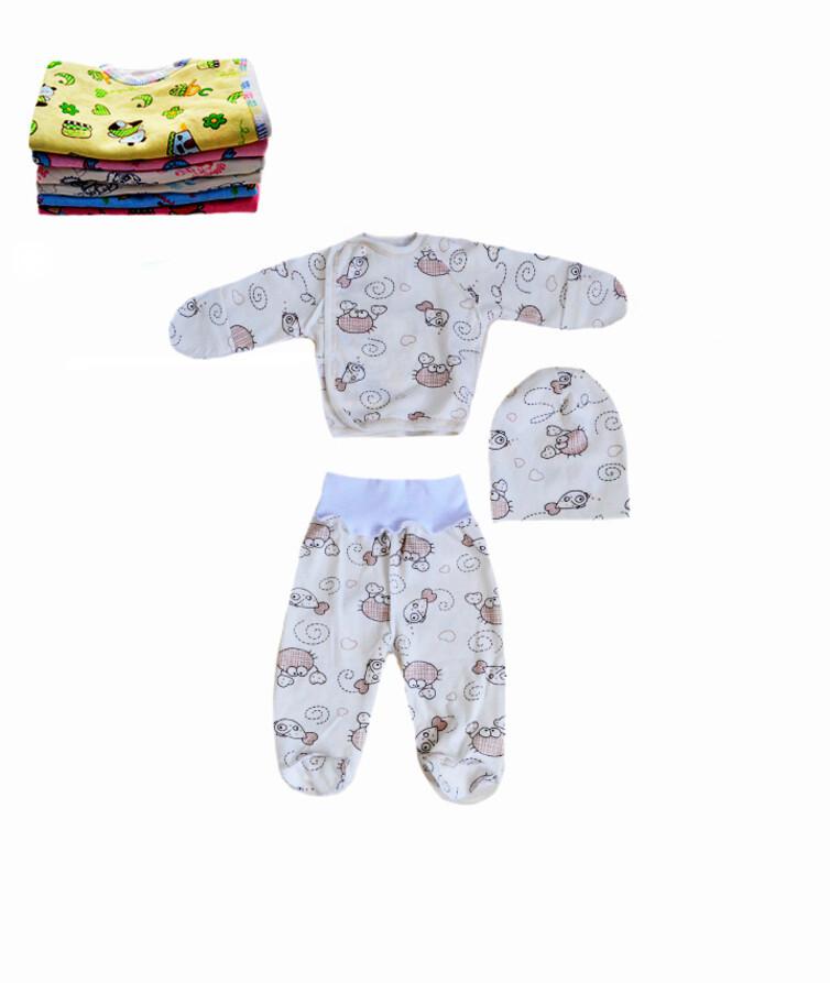 Комплект для малышей, интерлок