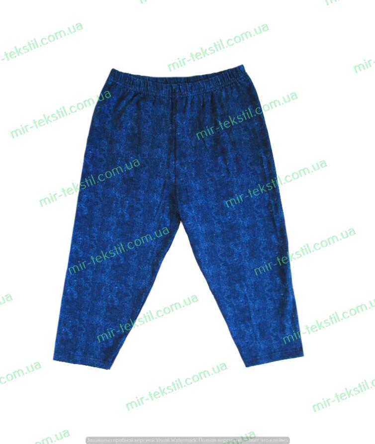 Стрейчевые женские бриджи под джинс