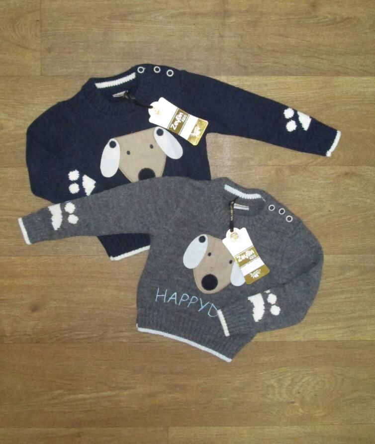 Детский свитер для мальчика