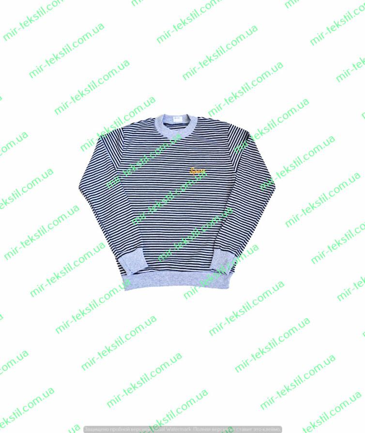 Детский джемпер для мальчика интерлок вязанный под приклад