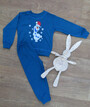Пижама детская интерлок начес под накат