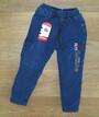 Теплые джинсы (джоггеры) для мальчика Турция, на меху