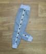 Детские спортивные штаны без карманов, двухнитка