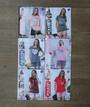 Женская пижама турецкая (футболка + шорты), стрейч кулир