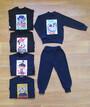 Детский спортивный костюм с сублимацией двухнитка начес