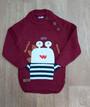 Детский свитер на мальчика турецкий, вязаный