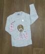 Детский свитер для девочки Турция, вязаный