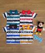 Детская футболка для мальчика поло в полоску турецкая