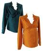 Блуза для беременных, шифон