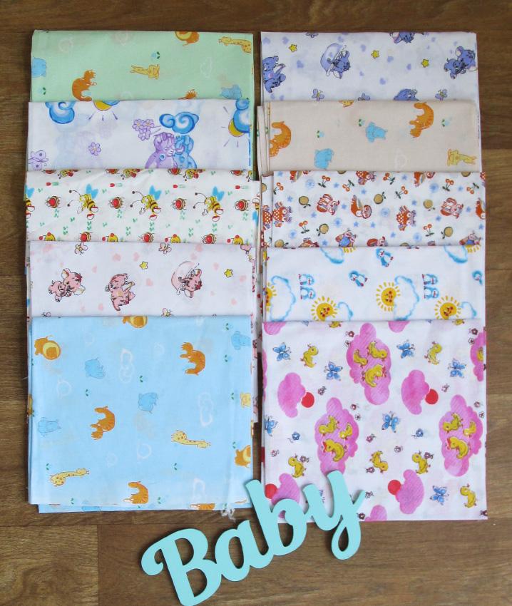 детские пеленки для новорожденных