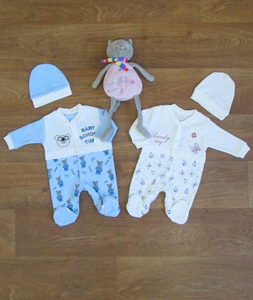 вещи для новорожденных турецкие