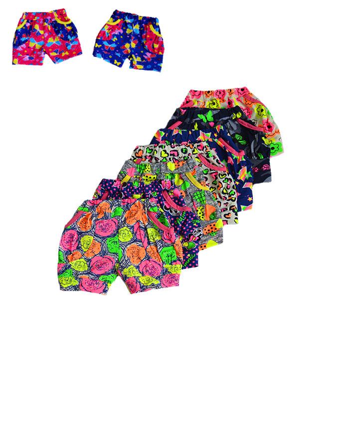 шорты детские для мальчика для девочки